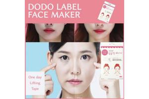 Dodo Label лифтинг-тейпы для овала лица (40 шт)