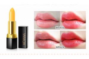 """Hchana LipStick проявляющийся бальзам для губ """"Спелая вишня"""""""