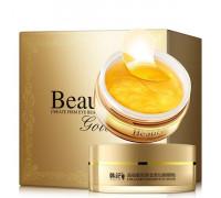 Create Firm Eye Beauty Golden патчи с золотом и коллагеном, Big Size
