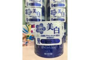 Daiso Whitening Gel осветляющий крем-гель с экстрактом плаценты