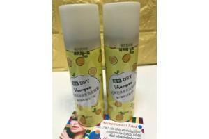 Miniso Dry Shampoo сухой шампунь для волос (цитрус)