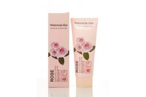 ValenciaGio Hand Cream Rose питательный крем для рук с экстрактом розы