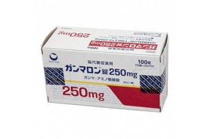 Gammalon Tablets 250mg японский Гаммалон (100 шт* 250 мг)
