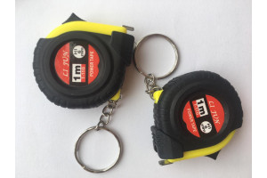 Брелок-рулетка для ключей (1 метр)