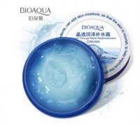 """Bioaqua Crystal Moisture Replenishment Cream крем-гель """"Гиалуроновый"""""""