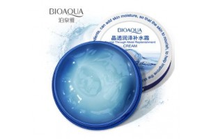 "Bioaqua Crystal Moisture Replenishment Cream крем-гель ""Гиалуроновый"""