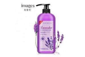 Images Lavanda Bathing релаксирующий гель для душа с маслом Лаванды