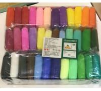 Полимерная глина Ultra Light Clay (36 цветов)