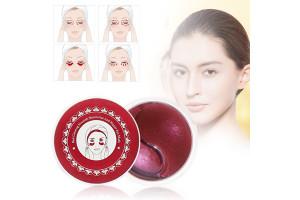"Red Ginseng Nourish Eye Mask патчи для глаз ""Женьшень"" (60 шт)"