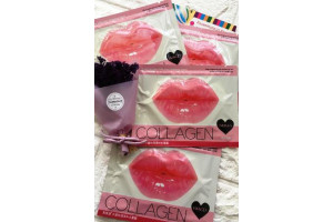 Images Collagen Soft Lip Membrane маска для губ с коллагеном