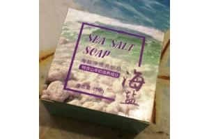 Sea Salt Soap мыло из козьего молока и морской соли для проблемной кожи лица и тела