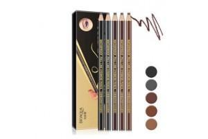 BioAqua Waterproof Full Line Eyebrow Pensil набор карандашей для бровей, 5 шт