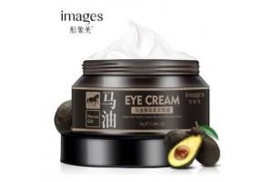 Images Horse Oil Eye cream крем для глаз с лошадиным жиром