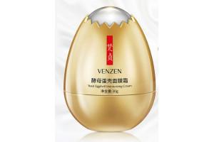 Venzen Yeast Eggshell Cream протеиновая маска на яичном белке