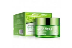 BioAqua 92% Aloe Extract Cream крем для лица с экстрактом Алоэ