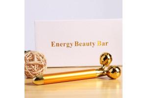 Energy Beauty Bar 3D Roller вибромассажер для лица и тела