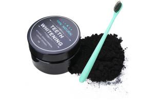 Угольный зубной порошок Teeth Whitening