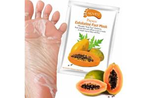 """ALIVER Papaya Foot Mask носочки для педикюра """"Папайя"""""""