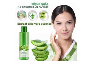 Bioaqua Aloe Vera 92% Essence лосьон для лица с экстрактом алоэ