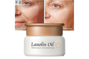 Lanolin Moisturizing&Anti-Wrinkle Cream антивозрастной крем