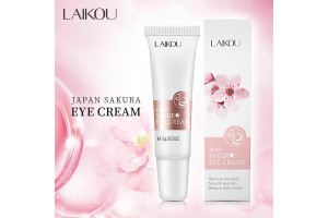 Laikou Japan Sakura Eye Cream антивозрастной крем для век с сакурой
