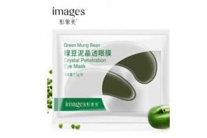 Images Green Mung Bean патчи под глаза с бобами мунг