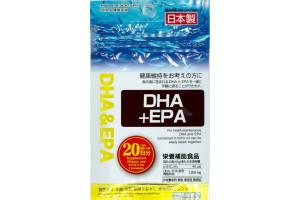"DAISO DHA+EPA ""РЫБИЙ ЖИР"""