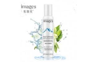 Images Hot Spring Spray увлажняющий спрей-тонер с термальной водой