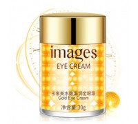 Images Gold Eye Cream био-золотой крем-гель для век