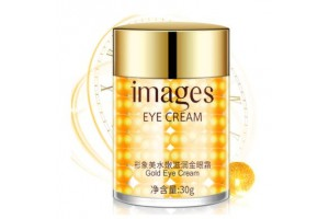 Images Gold Eye Cream био-золотой крем-гель для век
