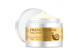 Laikou French Snail Collagen улиточный крем для глаз с коллагеном