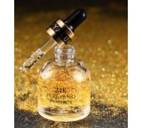 Venzen 24K Pure Gold сыворотка для глаз против мимических морщин