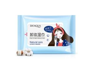 BIOAQUA Easy Make Up Remover Wipe салфетки для снятия макияжа (25 шт)