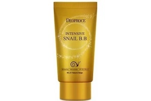 DEOPROCE Intensive Snail BB SPF50 улиточный ББ-крем №21 (св.беж)