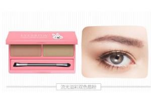 Rorec Eyebrow Makeup Series пудровые тени для бровей (роз.6522)