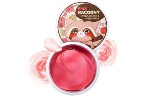 Secret Key Pink Racoony HydroGel Eye&Cheek Patch патчи для щек и век