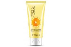 """Images Plant Extraction фруктовая пенка для умывания """"Апельсин"""""""