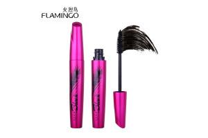 Flamingo Black Abundant Dense Mascara тушь для ресниц 3D-эффект