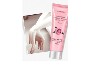 Images Rose Hand Cream восстанавливающий крем для рук с маслом Розы