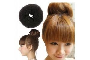Аксессуары для волос: Резинка-накладка для создания объемного пучка