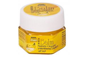 "Banna Nature Organic питающий бальзам для стоп ""Банан"" (25 гр, Тайланд)"