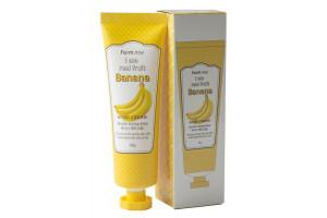 Farm Stay Banana Hand Cream крем для рук с экстрактом банана