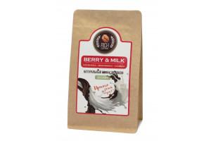 Натуральный молотый кофе Berry & Milk coffee (200 гр)