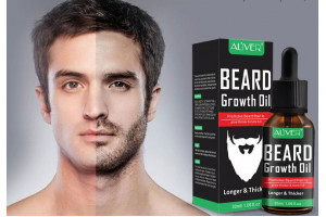 Beard Growth Oil масло для роста бороды и усов
