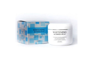 Jigott Whitening Activated Cream осветляющий крем для лица