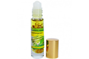 Banna Oil Balm with Herb Lemongrass жидкий бальзам c лемонграсом (10 мл, Тайланд)