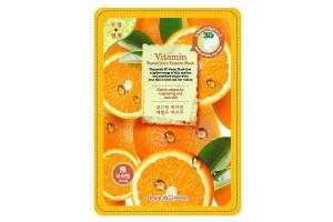 "BeauuGreen 3D Essence Mask Vitamin маска для лица ""Витамин"""