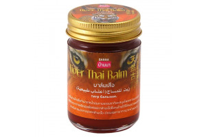 Banna Tiger Thai Balm тайский тигровый бальзам (50 гр)