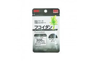 """Daiso Fucoidan (300 mg) биодобавка """"Фукоидан"""" (20 дней)"""