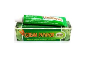Бактерицидный крем Payayor от герпеса (10 гр, Тайланд)